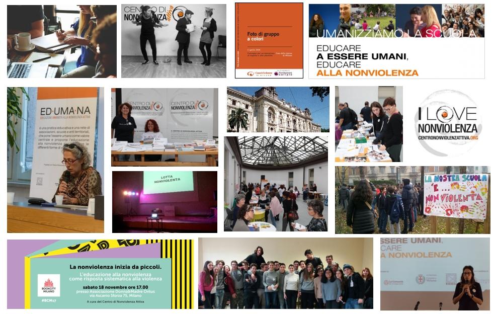 Tutte le attività e i progetti del 2017